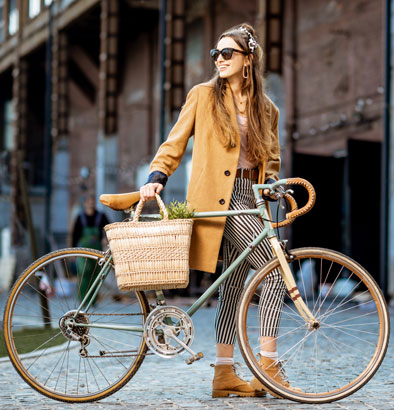 taille de vélo